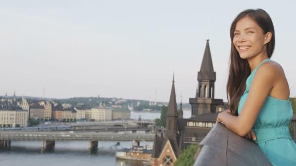 Viajar sola a Estocolmo