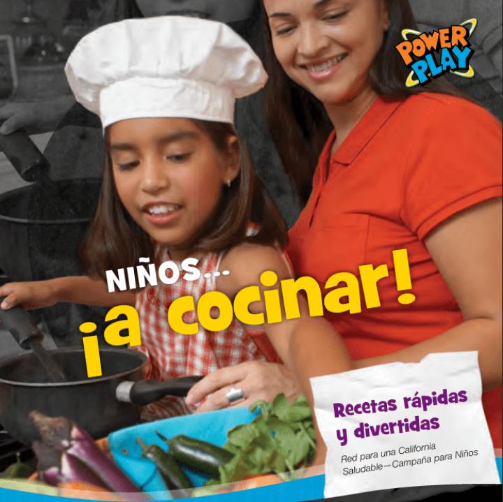 Niños a cocinar